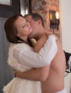 Young Pornstar Emily Thorne Gets Anal Fucked