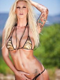 Brooke Banner Bikini