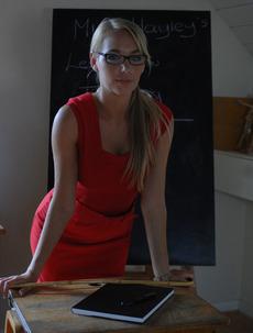 Hayley-Marie Teacher