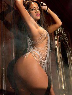 Playboy Jessica Burciaga