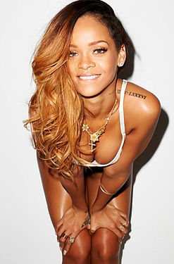 Hot Shots Of Rihanna