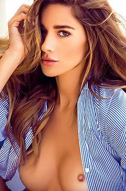 Maggie May Playboy Girl