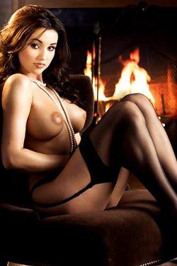 Playboy Playmate Kelley Thompson