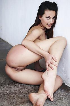 Naked perky Lorena