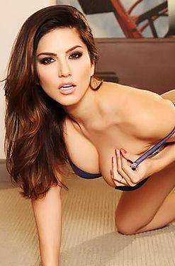 Sexy Sunny Leone Stripping