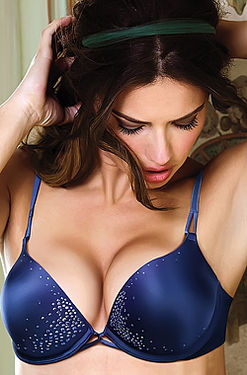 Adriana Lima Via VS Lingerie