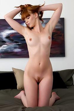 Redhead Beauty Marie