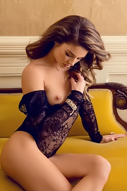 Playboy Brittany Brousseau