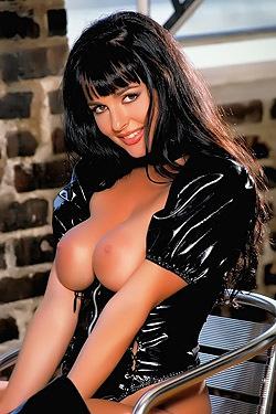 Devinn Lane Shows Her Big Boobs