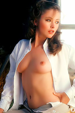 Playboy Linda Rhys Vaughn