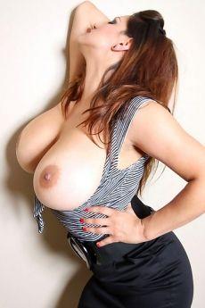 Monica Mendez Black Skirt