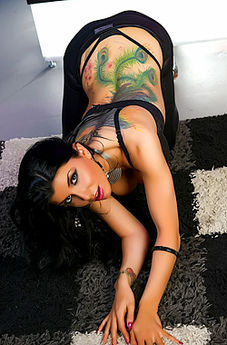 Romi Rain Hot Latina Cocksucker