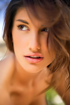 Amazing August Ames Undresses