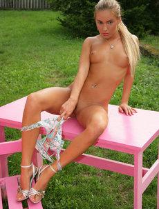 Veronika Fasterova Pink
